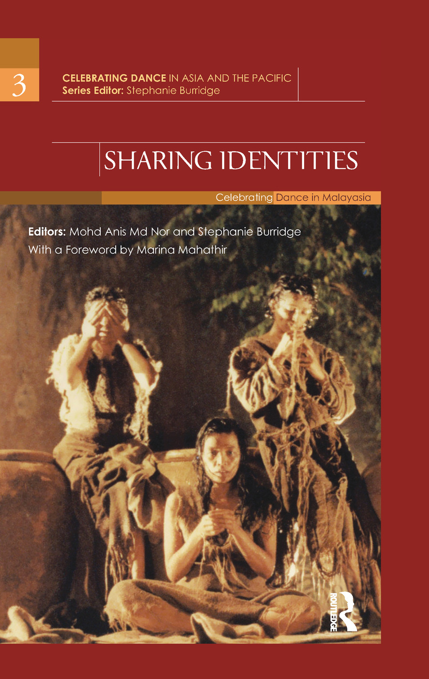 Sharing Identities: Celebrating Dance in Malaysia book cover