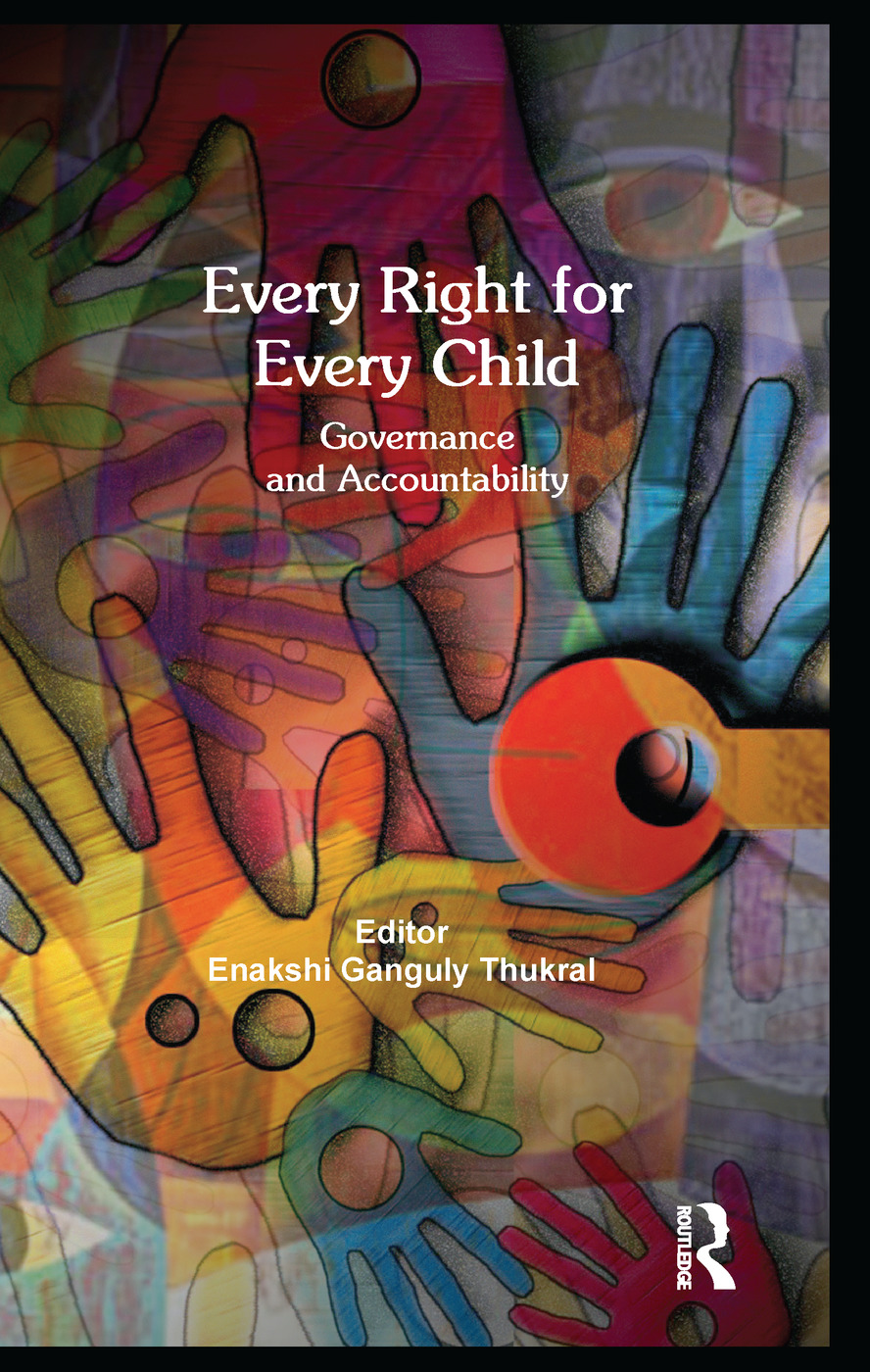 Every Right for Every Child: Governance and Accountability, 1st Edition (Paperback) book cover