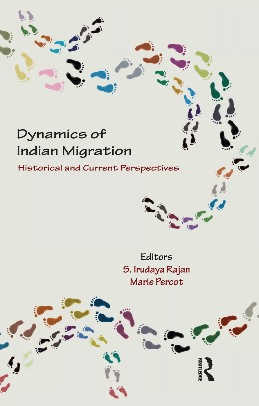 Dynamics of Indian Migration: Historical and Current Perspectives, 1st Edition (Paperback) book cover