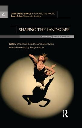 Shaping the Landscape: Celebrating Dance in Australia book cover