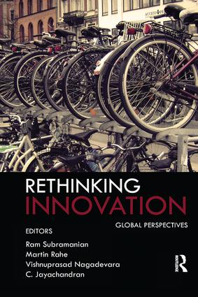 Rethinking Innovation: Global Perspectives, 1st Edition (Paperback) book cover