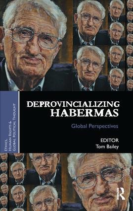 Deprovincializing Habermas: Global Perspectives book cover