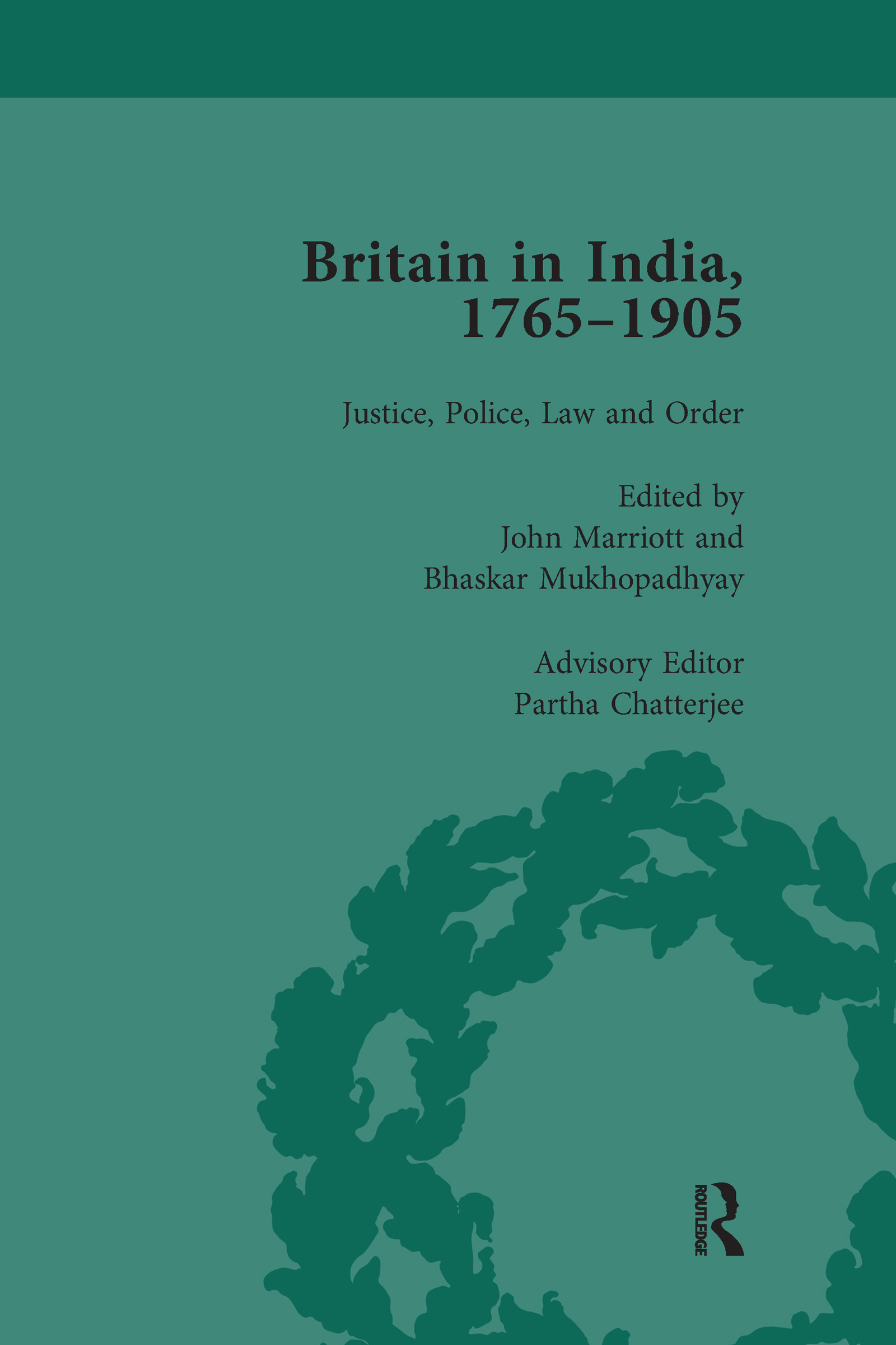 Britain in India, 1765-1905, Volume I: 1st Edition (Paperback) book cover