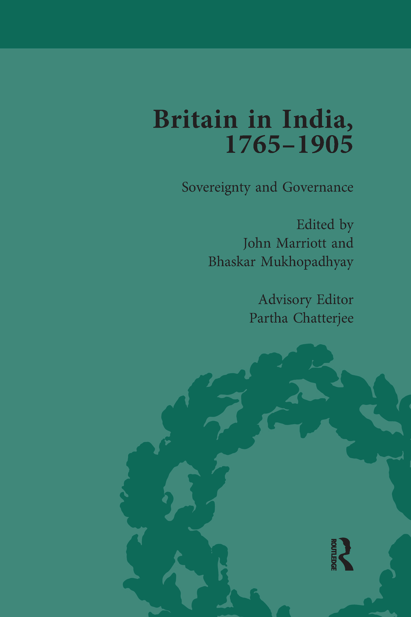 Britain in India, 1765-1905, Volume V: 1st Edition (Paperback) book cover