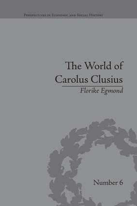 The World of Carolus Clusius