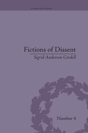 Fictions of Dissent: Reclaiming Authority in Transatlantic Women's Writing of the Late Nineteenth Century book cover