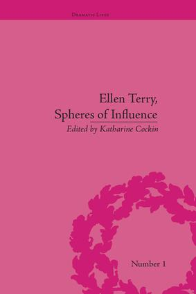 Ellen Terry, Spheres of Influence: 1st Edition (Paperback) book cover