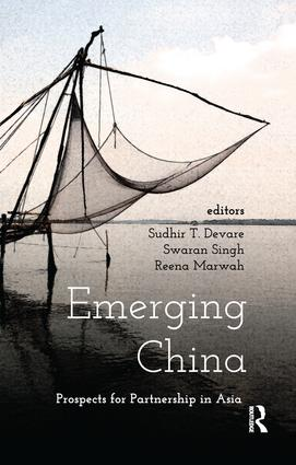 Emerging China: Prospects of Partnership in Asia, 1st Edition (Paperback) book cover