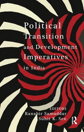 Political Transition and Development Imperatives in India: 1st Edition (Paperback) book cover