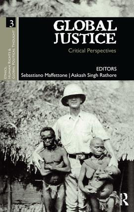 Global Justice: Critical Perspectives book cover