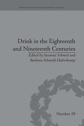 Drink in the Eighteenth and Nineteenth Centuries: 1st Edition (Paperback) book cover