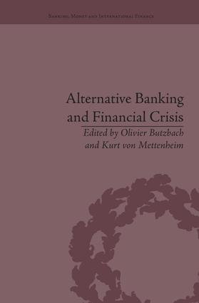 Alternative Banking and Financial Crisis (Paperback) book cover