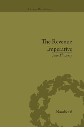The Revenue Imperative: The Union's Financial Policies During the American Civil War, 1st Edition (Paperback) book cover