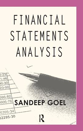 Financial Statements Analysis: Cases from Corporate India, 1st Edition (Paperback) book cover