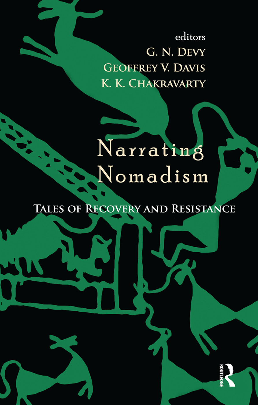 Narrating Nomadism: Tales of Recovery and Resistance, 1st Edition (Paperback) book cover