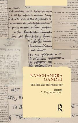 Metaphysics Immanent in the Ordinary: Ramchandra Gandhi and Contemporary Indian Philosophy