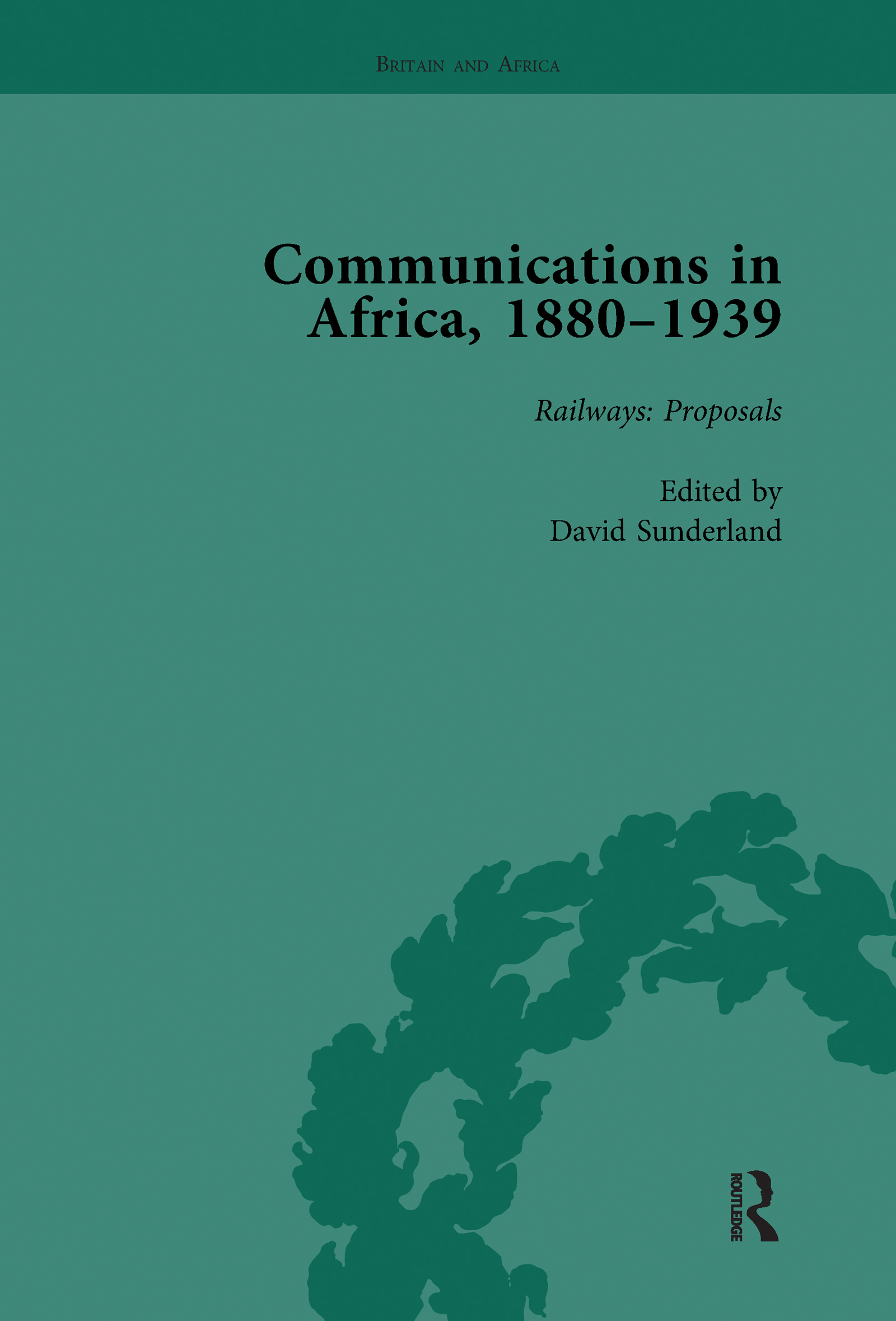 Communications in Africa, 1880–1939 (set)