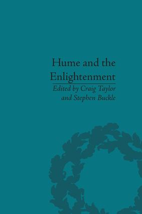 Hume and the Enlightenment: 1st Edition (Paperback) book cover