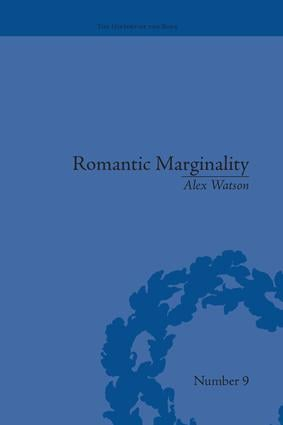 Romantic Marginality: Nation and Empire on the Borders of the Page, 1st Edition (Paperback) book cover