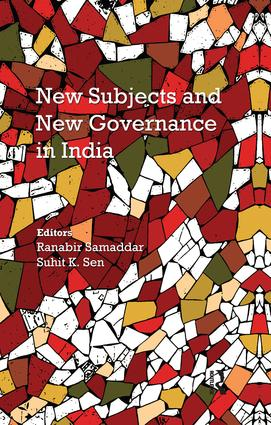 New Subjects and New Governance in India: 1st Edition (Paperback) book cover