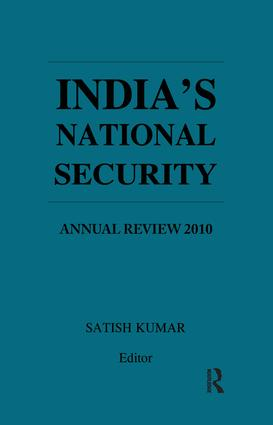 India's National Security: Annual Review 2010, 1st Edition (Paperback) book cover