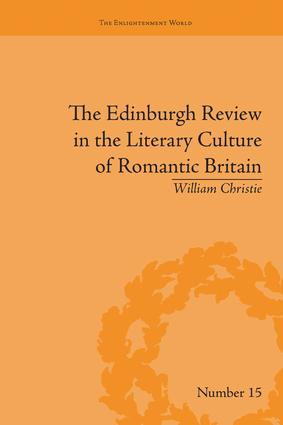 The Edinburgh Review in the Literary Culture of Romantic Britain: Mammoth and Megalonyx book cover
