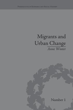 Migrants and Urban Change
