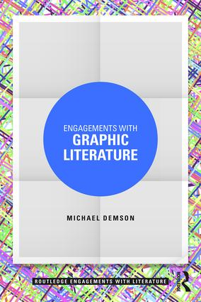 Engagements with Graphic Literature book cover