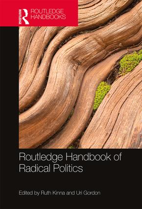 Routledge Handbook of Radical Politics book cover