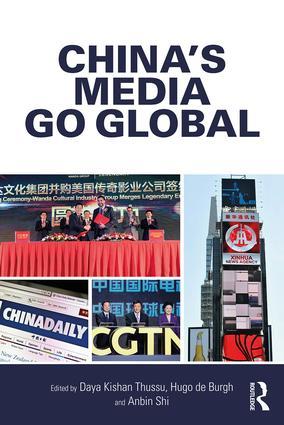China's Media Go Global: 1st Edition (Paperback) book cover