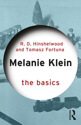 Melanie Klein: The Basics book cover