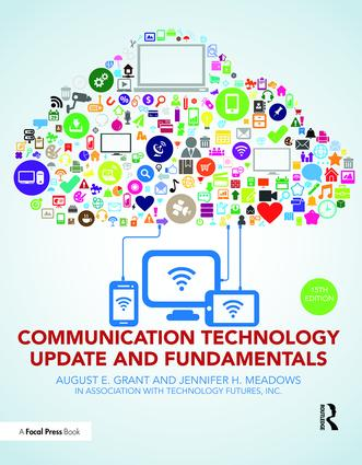 Communication Technology Update and Fundamentals: 15th Edition book cover