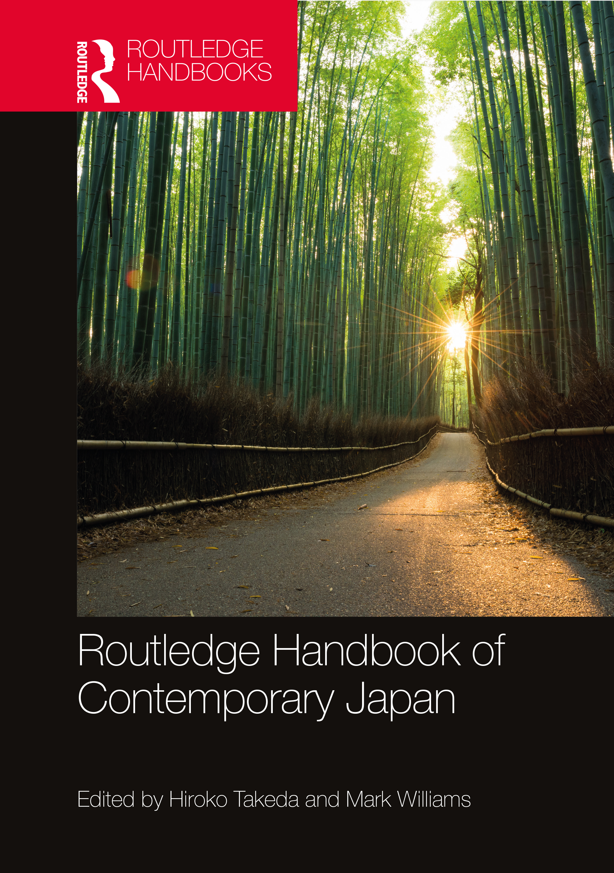 Routledge Handbook of Contemporary Japan book cover