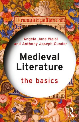 Medieval Literature: The Basics book cover