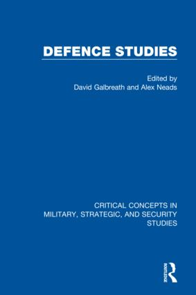 Defence Studies book cover