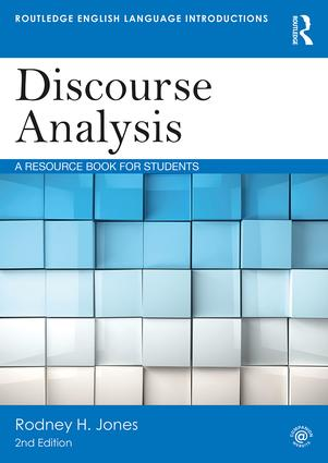 Discourse Analysis: A Resource Book for Students, 2nd Edition (Paperback) book cover