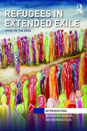 Refugees in Extended Exile: Living on the Edge book cover