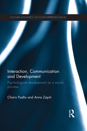 Interaction, Communication and Development: Psychological development as a social process book cover