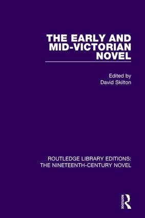 The Early and Mid-Victorian Novel: 1st Edition (Paperback) book cover