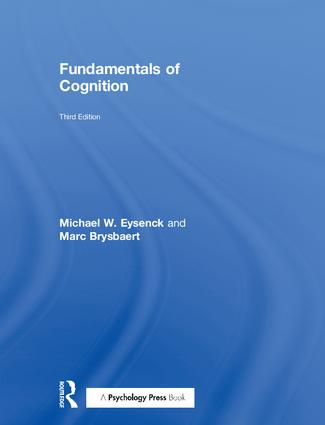 Fundamentals of Cognition: 3rd Edition (Hardback) book cover