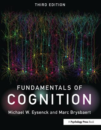 Fundamentals of Cognition: 3rd Edition (Paperback) book cover