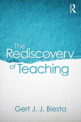The Rediscovery of Teaching book cover