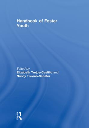 Handbook of Foster Youth: 1st Edition (Hardback) book cover