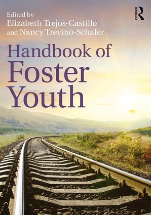Handbook of Foster Youth: 1st Edition (Paperback) book cover