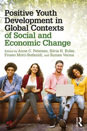 Positive Youth Development in Global Contexts of Social and Economic Change (Paperback) book cover