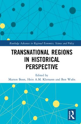 Transnational Regions in Historical Perspective book cover
