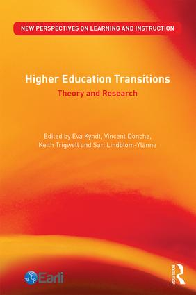 Higher Education Transitions: Theory and Research, 1st Edition (Paperback) book cover