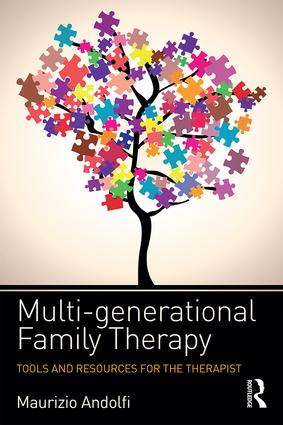Multi-generational Family Therapy: Tools and resources for the therapist book cover