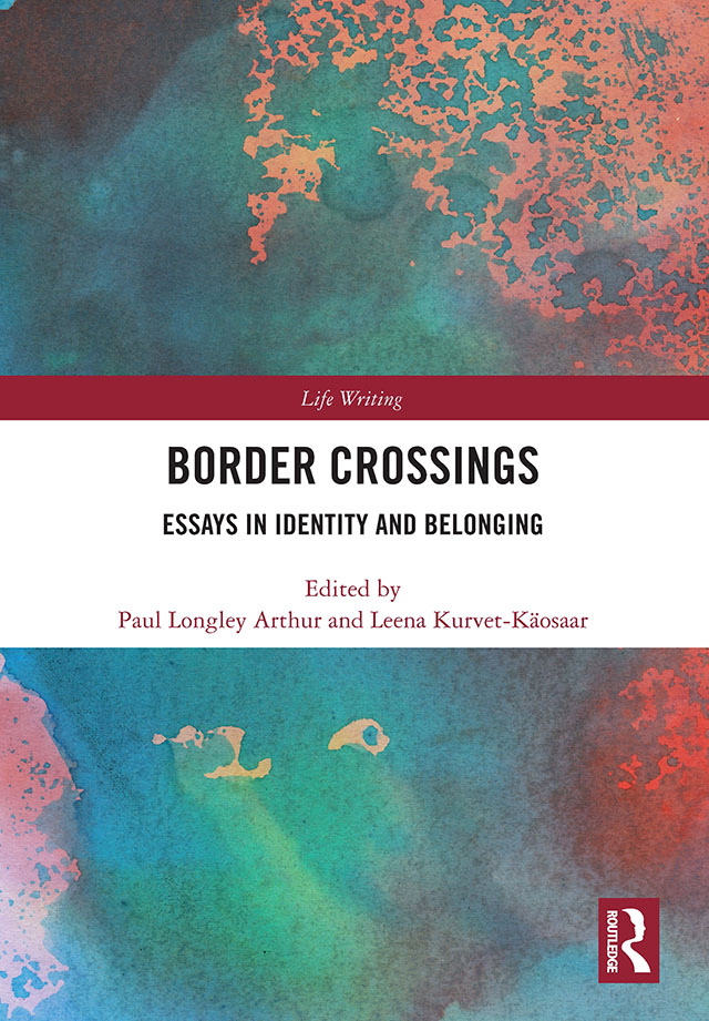 Border Crossings: Essays in Identity and Belonging book cover