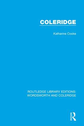 Coleridge book cover
